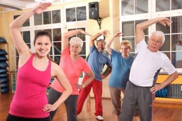 Aérobic et musculation