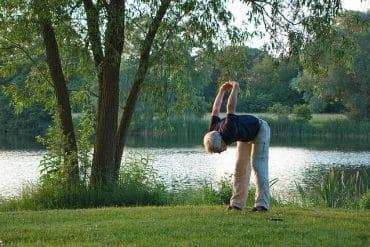 L'exercice physique maintient le corps et l'esprit