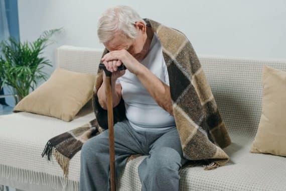 Dépression personne âgée