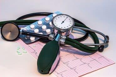 contrôle de l'hypertension