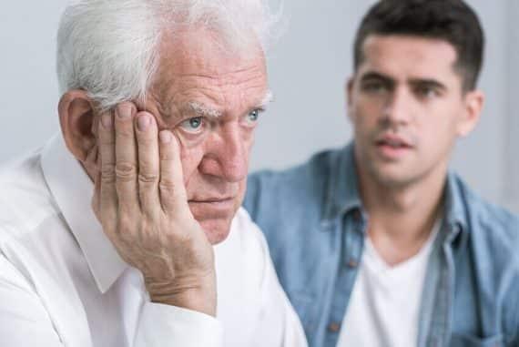 S'occuper d'une personne âgée difficile