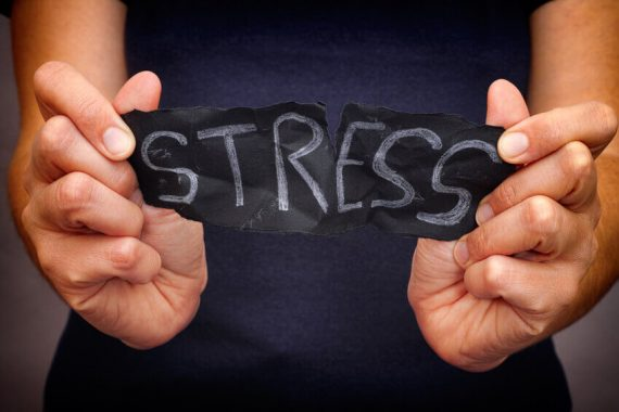Les signes physiques du stress de l'aidant
