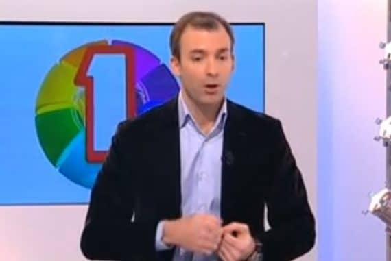 Guillaume Staub, président d'Amelis intervient sur IDF1 Midi