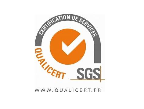 Amelis obtient la certification SGS Qualicert