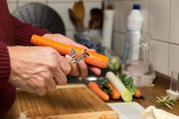 Les régimes alimentaires changent avec l'âge