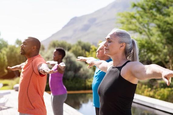 La pratique de la méditation pour bien vieillir