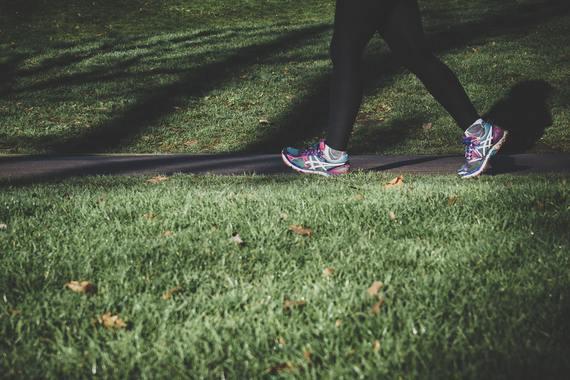 La marche à pied pour rester en bonne santé