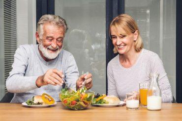 alimentation de la personne agée