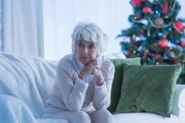 lutter contre la solitude pendant les fêtes