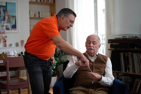 téléassistance senior