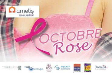 Octobre Rose cancer du sein Amelis Tivoli