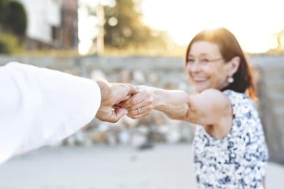 Saint-Valentin et Seniors : l'Amour toujours