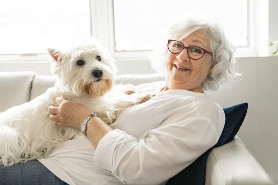 zoothérapie personnes âgées