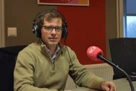 Aide à Domicile Angers, Amelis dans les studios de RCF Anjou