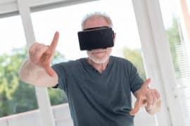Réalité virtuelle et stimulation cognitive