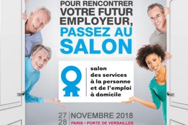 Salon des services à la Personne 2018