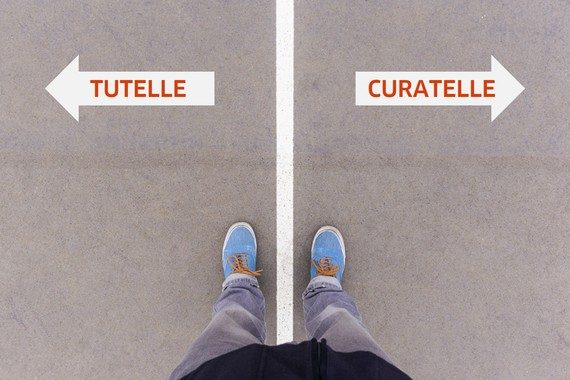 Différences entre tutelle et curatelle