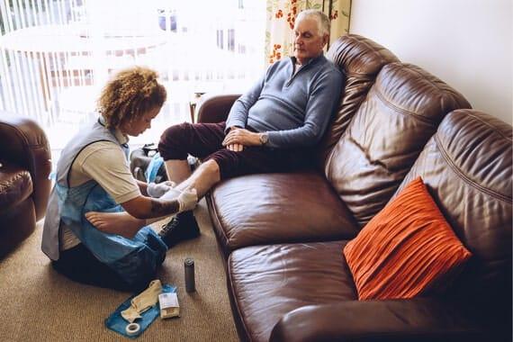 Comment organiser des soins à domicile suite à une hospitalisation ?