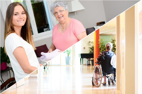 Aide à domicile ou maison de retraite : faire le bon choix