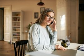telephone portable senior-min